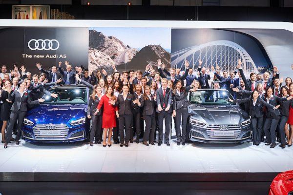 Audi-Salon