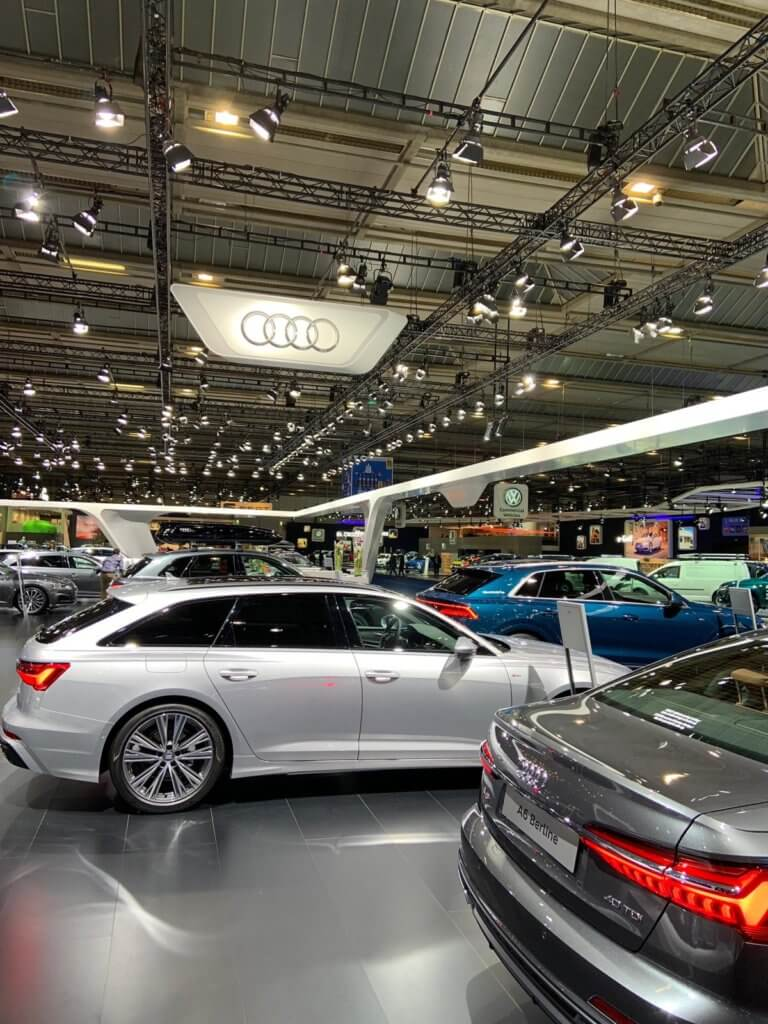 Brussels Motor Show 2019